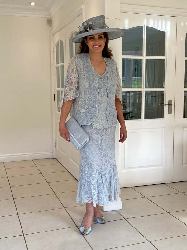 Esmeralda 3-piece outfit by Ann Balon