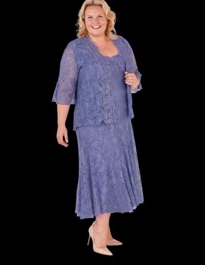 Ann Balon Allegrina Dress & Jacket