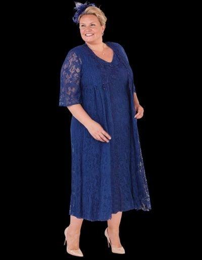 Ann Balon Rosaria Dress & Coat